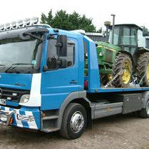 neil davies 4x4 lorry